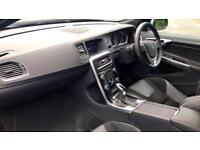 2017 Volvo V60 D4 R-Design Nav Auto W. Adapti Automatic Diesel Estate