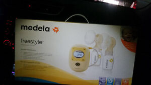 Brand new MEDELA DOUBLE breast pump