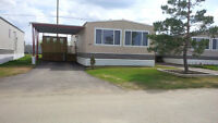 Recently renovated mobile home for sale