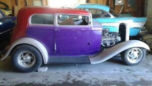 HOT ROD OR CLASSIC CAR PAINT