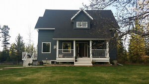3 YEAR OLD 3 BEDROOM, 2 BATH HOME WITH 32 X 48' SHOP