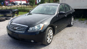 2006 Infiniti M35X, As is, or for parts
