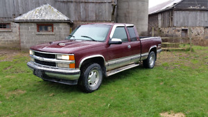 1998 Z71 4x4 for sale