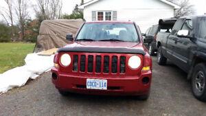 2008 Jeep Patriot SUV, Crossover