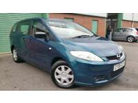 2006(06) MAZDA 5 1.8 TS MPV SEVEN SEATER WITH LOW MILES! BLUE *1 OWNER FROM NEW*