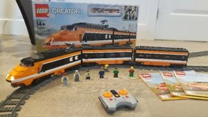 Lego Train Horizon Express