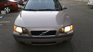 2001 Volvo s60 2.4l turbo engine