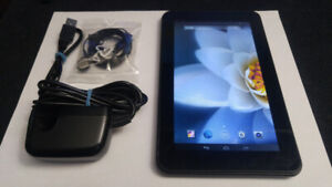 "7"" Hipster Titan 2 Android tablet 8GB"