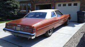 1975 Pontiac Bonneville