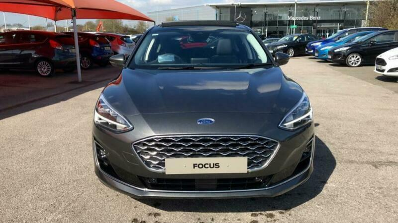 2019 Ford Focus Vignale 1 0 Ecoboost 125 5dr A Automatic Petrol Hatchback In Canterbury Kent Gumtree