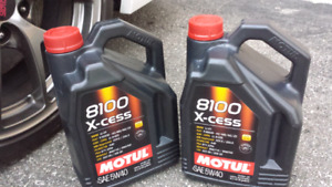 Motu synthetic oil 5W40