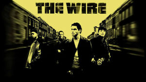 The Wire - complete series for $45