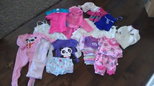 Girls toddler clothes size ~2yr