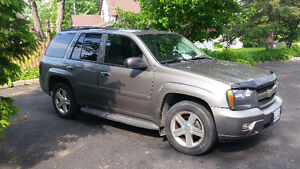 2009 Chevrolet Trailblazer Lt SUV, Crossover