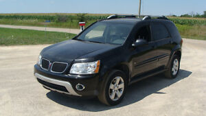 2006 Pontiac Torrent SUV, Crossover London Ontario image 2