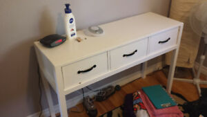 Dressing table (hand made)