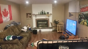 room mate wanted - basement suite glenmore