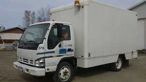 2007 GMC 5500 Commercial Truck