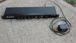 Alesis Multiverb 3 - reverb and delay unit ($100)
