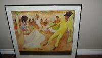 Custom Print 34 X32 Diego Rivera
