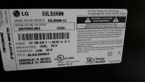 """TV Parts for 55 """" LED LG"""
