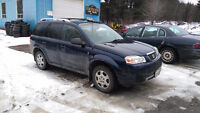 2007 Saturn VUE blue SUV, Crossover (reduced)