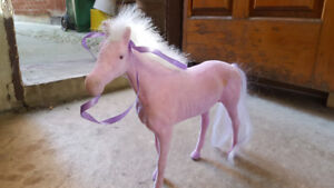 Pink Horse - Toy