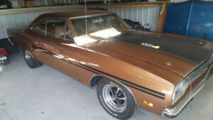 1970 GTX Super Track Pack 4spd