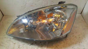 ALTIMA 2005 2006 LUMIERE GAUCHE OEM LEFT HEAD LIGHT LAMP