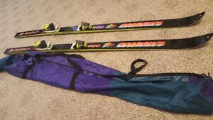 Men's skis