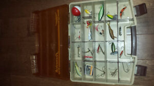 Tackle Box with Tackle