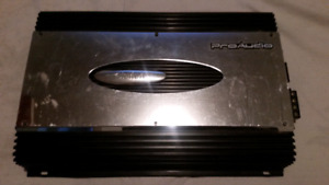 Clarion APX640.4 4 channel amp