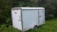 12 x 7 Carry On Cargo Trailer