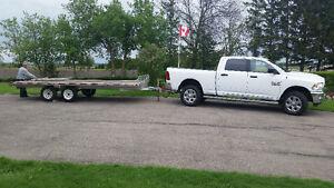 Aluminum Mill Road trailer