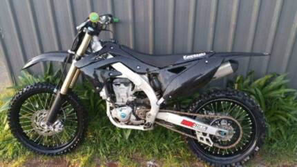 Kawasaki KX450F 2013/14 Exc Cond Good Tyres, Chain & Sprockets