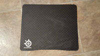 Steel Series hard surface mouse pad