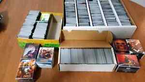 Magic: The Gathering cards for sale.