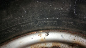 175-70-13 Tires & Rims
