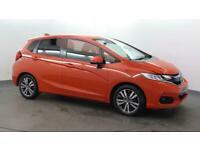 2018 Honda Jazz 1.3 i-VTEC EX Navi (s/s) 5dr Hatchback Petrol Manual