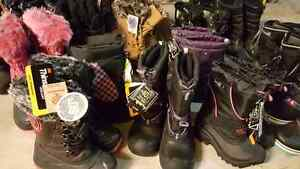 Brand new with tags kid's winter boots