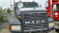 For sale is my Mack Triaxle Dump Truck CL713
