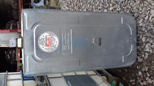 ROTH DOUBLE WALL 1000L OIL TANK