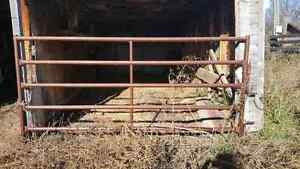 Corral Panels and Gates