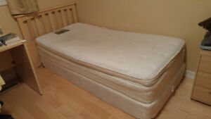 Extra-long twin mattress