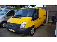 LATE 2012 FORD TRANSIT T300 2.2TDCi ( 125PS ) ( EURO 5 ) ( Low Roof ) 300 SWB