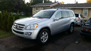 2008 Mercedes-Benz GL 320 Diesel 4MATIC SUV, Crossover