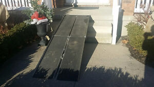 Folding RAMP Stratford Kitchener Area image 1