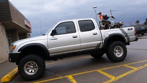Toyota Tacoma 4x4 automatic NOT RUST