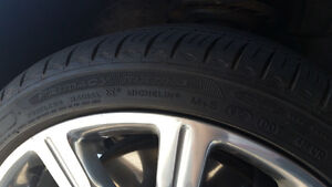 """Cadillac ATS 18"""" Rims and Tires Package Kitchener / Waterloo Kitchener Area image 5"""