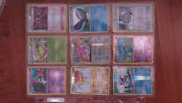59 POKEMON HOLOS FOR SALE